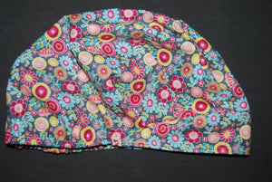 Once Upon a Time Bouffant Scrub Hat with Sweatband
