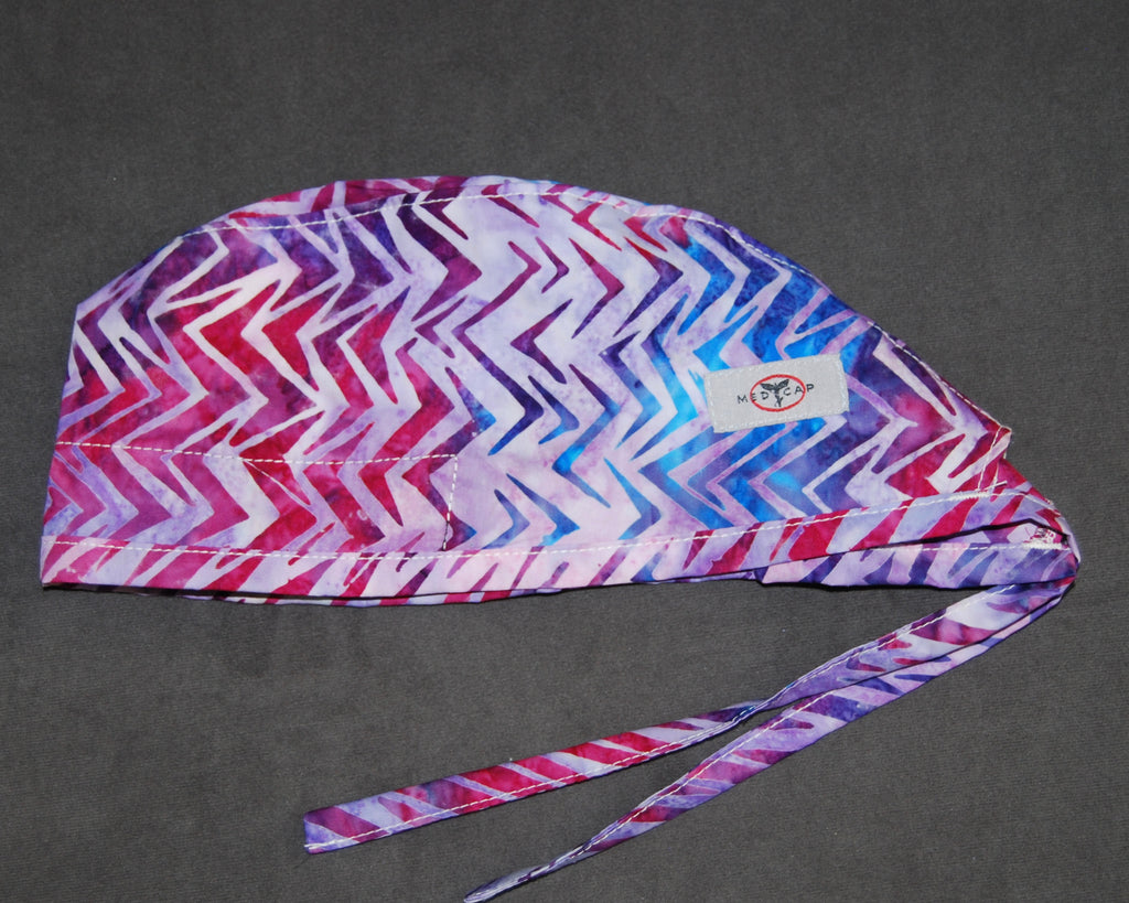 The Zone Uni Tieback Scrub Hat