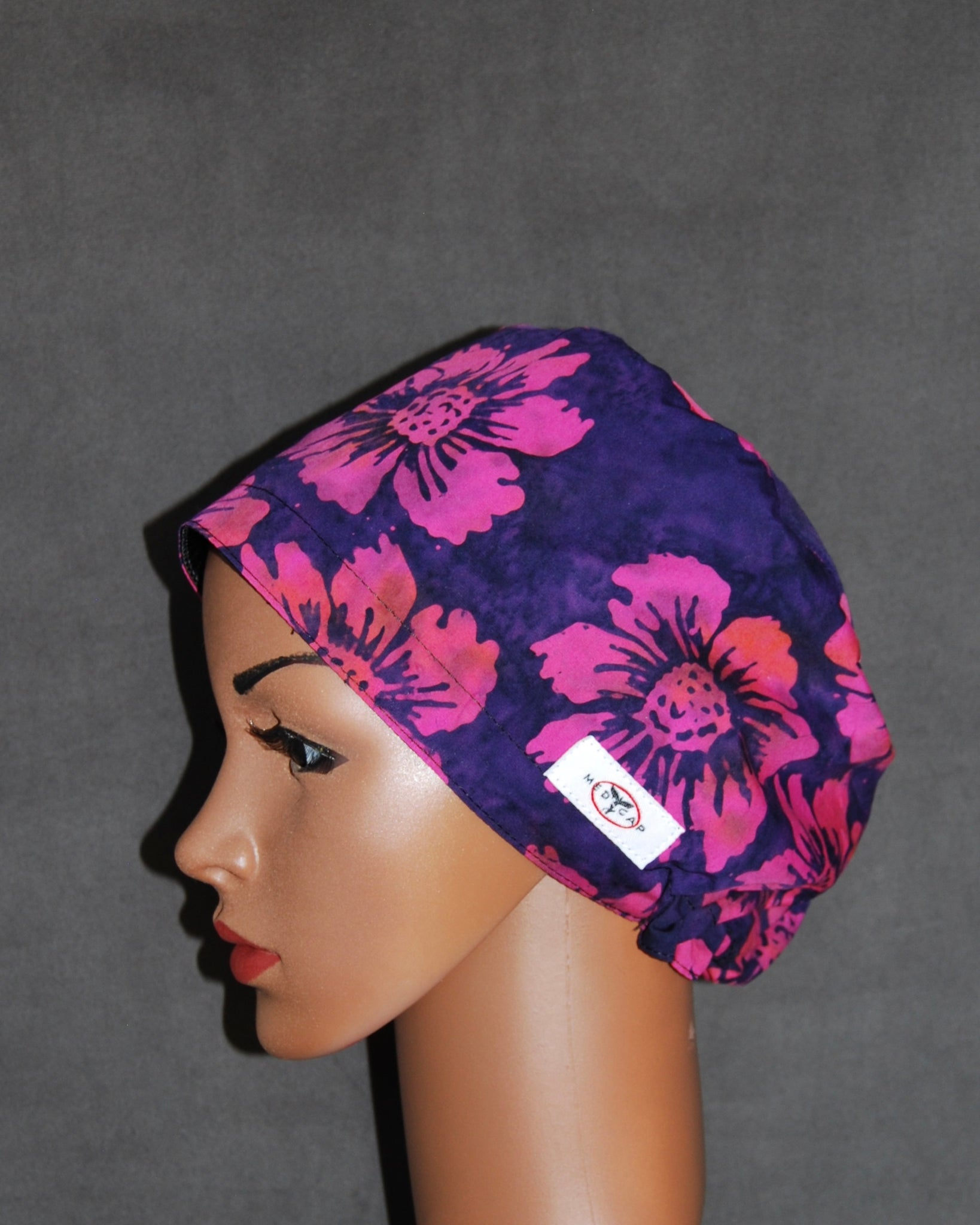 DayDreams Snappi Two Satin Scrub Hat