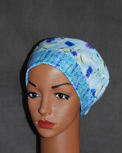 Flutter Duet Cotton Scrub Hat