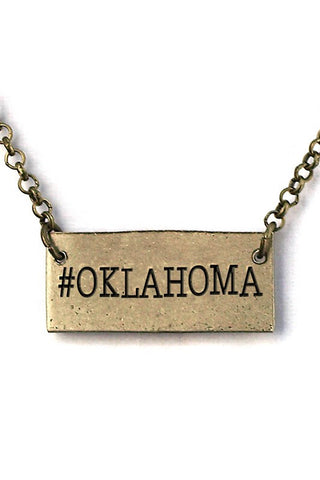 # Oklahoma Necklace