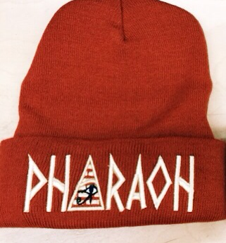 Pharaoh Beanie in Ancient Ciaro