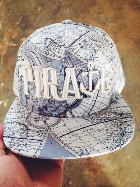 Night Traveler in Pirate SnapBack