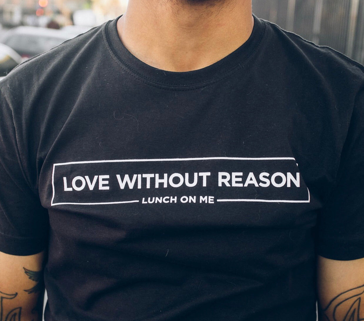 Black Love Without Reason Tee