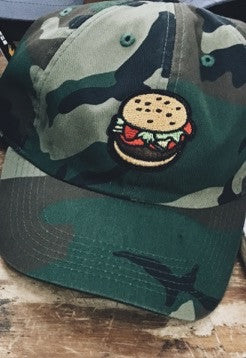 Grass Fed L.O.M Dadhat in Camo