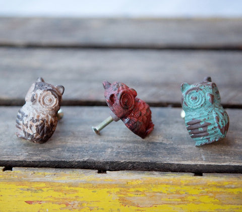 Owl Pulls- More Colors