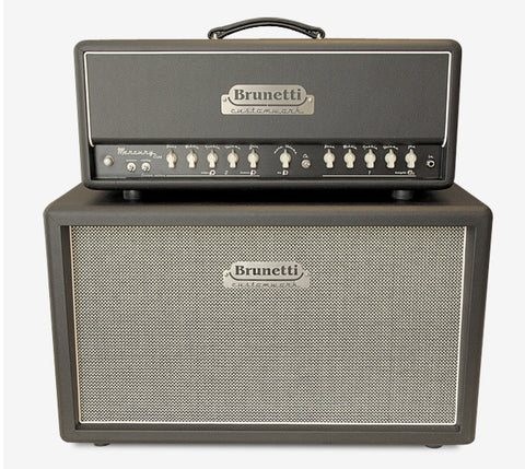 SPECIAL OFFER!! Mercury 50W Head bundle with 2x12 CW Cab