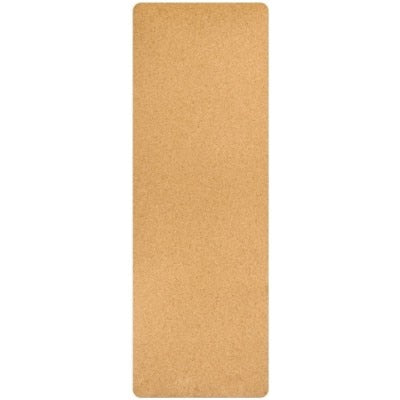 Natural Cork Rubber Non Slip Yoga Mat