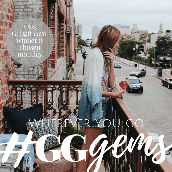 We want to see you're style, #GGgems to WIN!