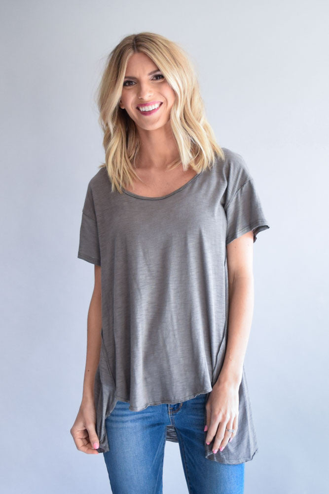 Pinedale Sage Top