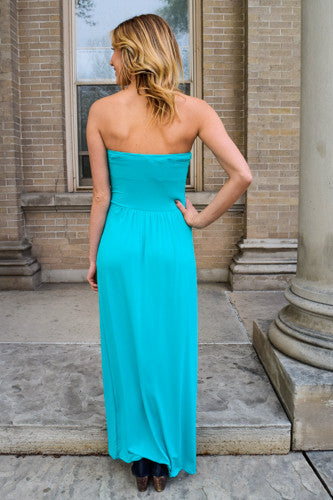 Womens Clothing looking lovely strapless maxi dress