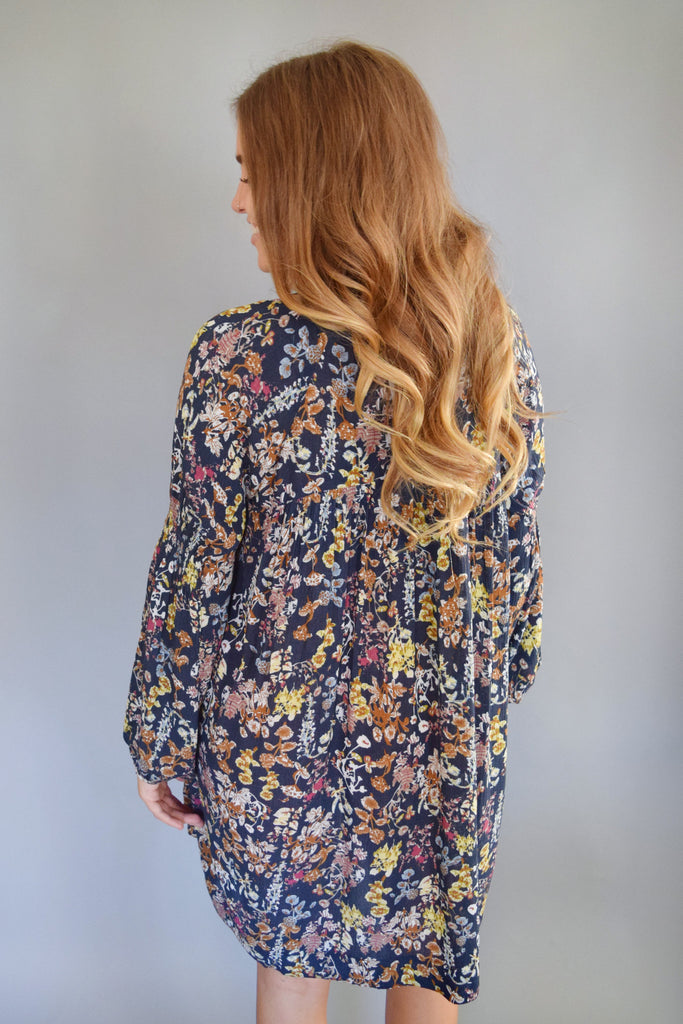 Womens Boutique estes park floral dress