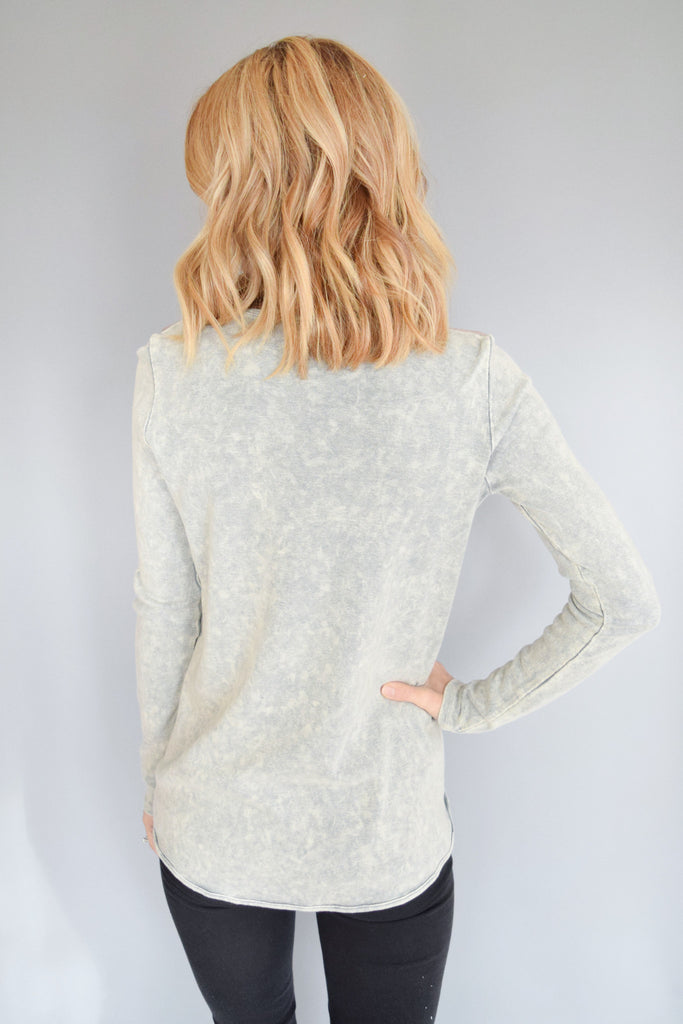 Cute Online vail village stone wash top
