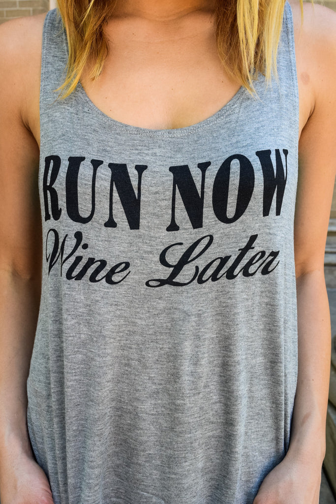 Trendy Online Wine Later Tank