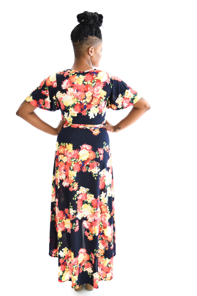 Marlowe Floral Maxi
