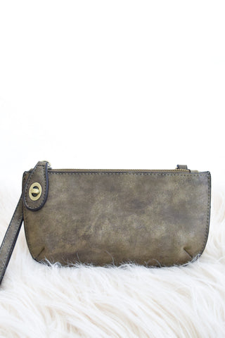 Out West Large Suede Pouch