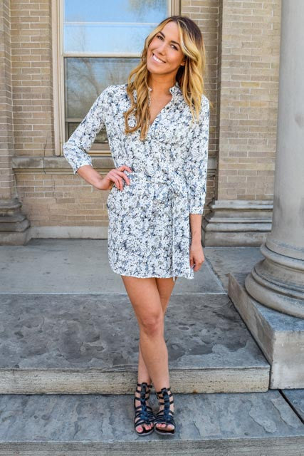 Cute GARDEN DAY DRESS