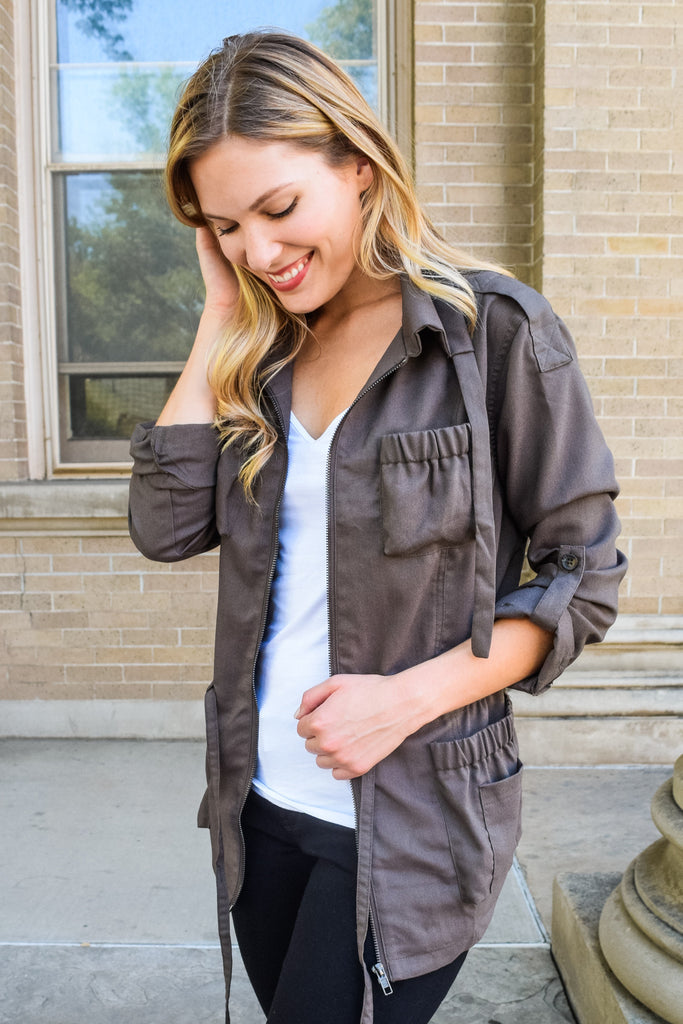 Cute Online The Adventurer Cargo Jacket