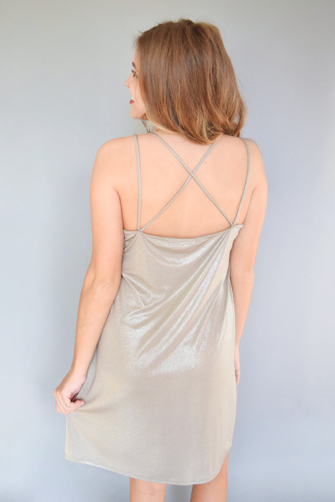 Cute Online copy of twilight strappy back dress