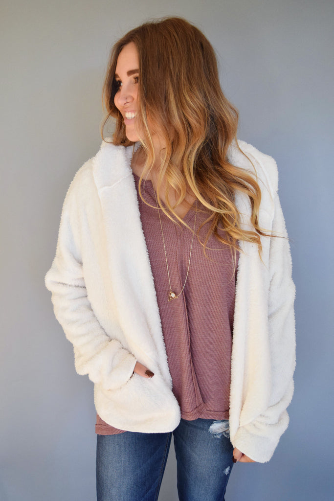 Womens Boutique new snow hood jacket