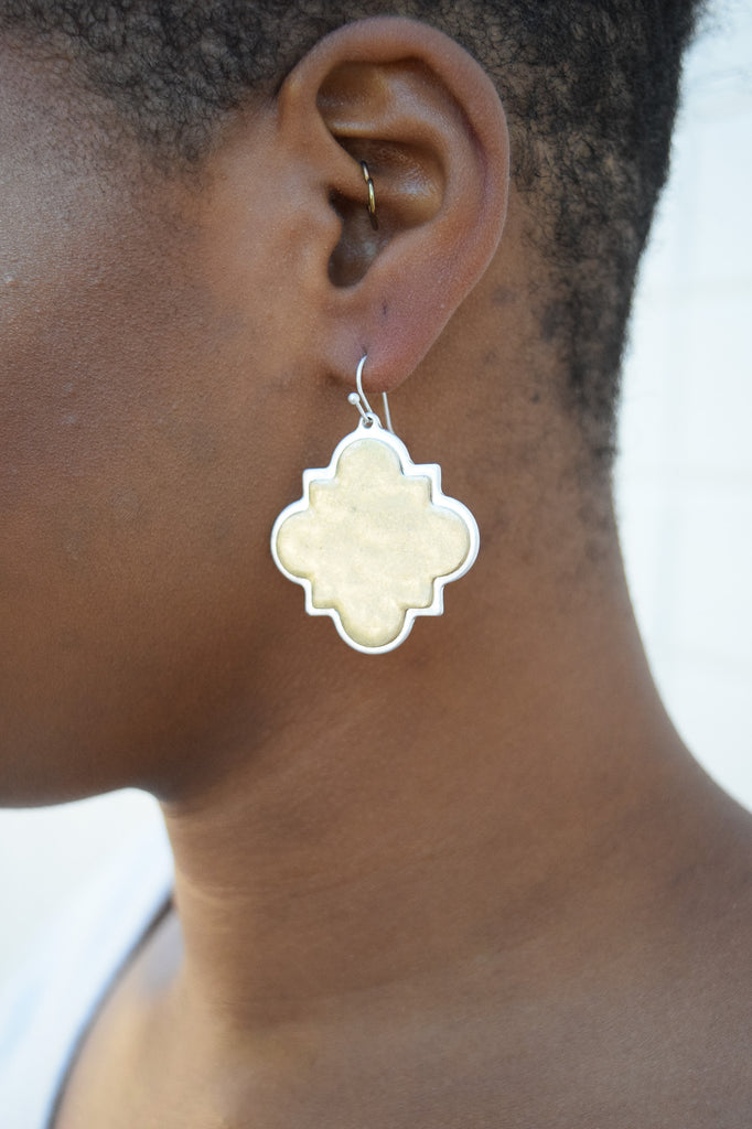 Coast Metal Earring In Gold