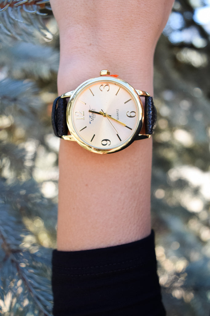 Affordable Artisan Classic Watch Gold