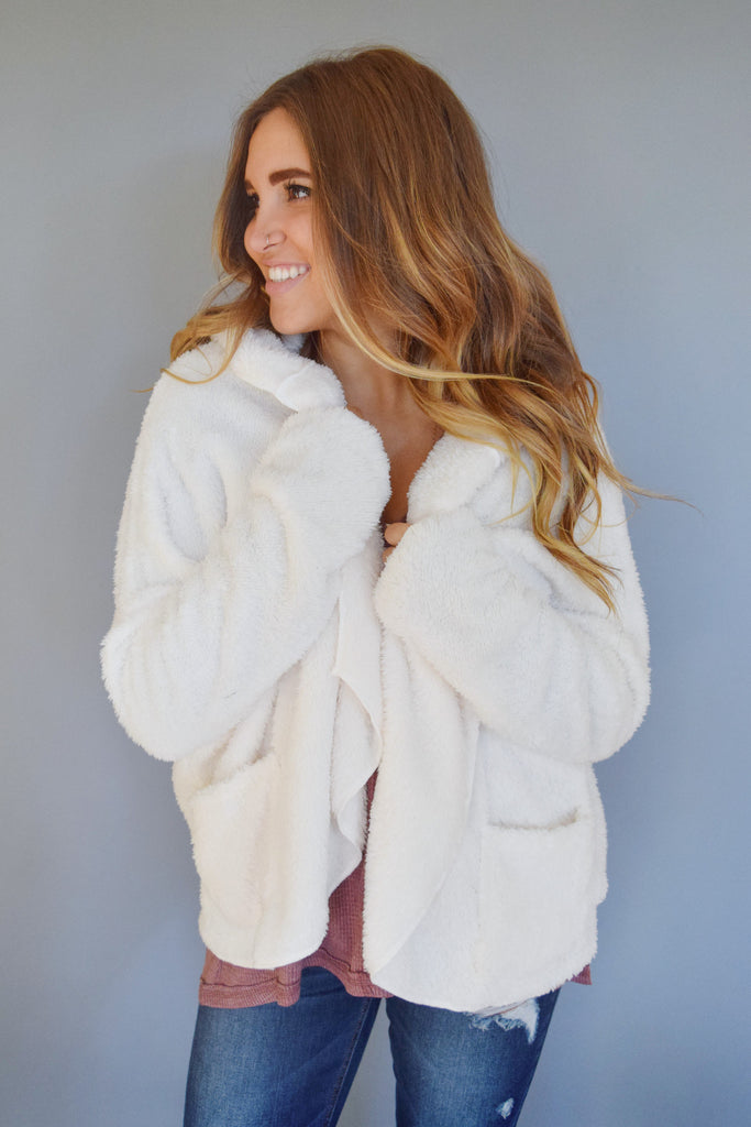 Chic New Snow Hood Jacket