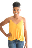 Summer Nights Tank In Marigold