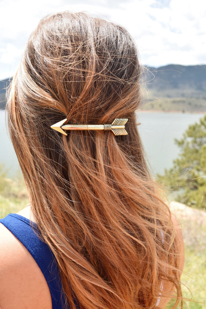 Cute Arrow Hair Clip