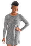 Turn Around Lace Up Tunic