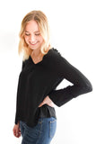 Perfect Day Top Black