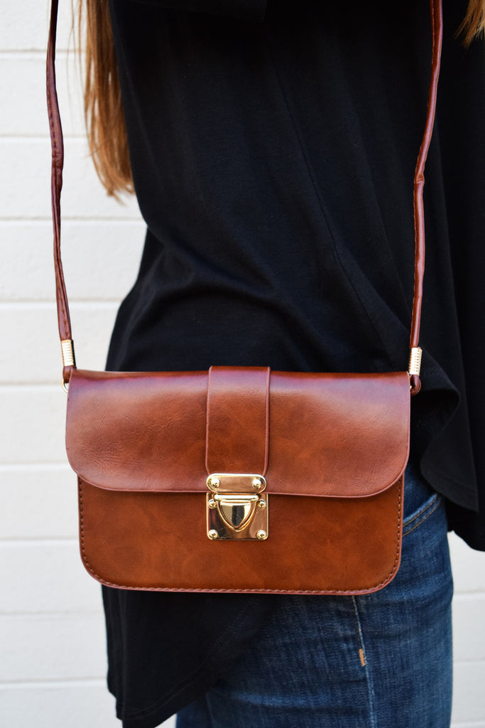 Womens Clothing Vegan Leather Mini Crossbody