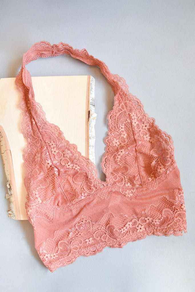 Trendy Sugar and Spice Bralette Copper