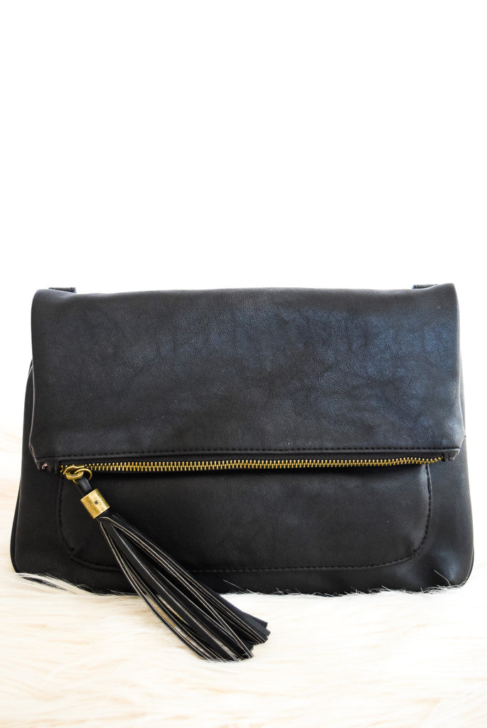 Amber Crossbody In Black