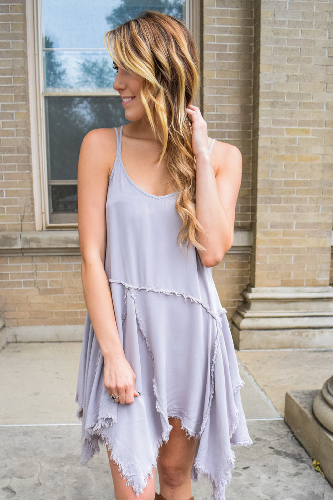 Colorado Chic Inside-Out Tank Dress