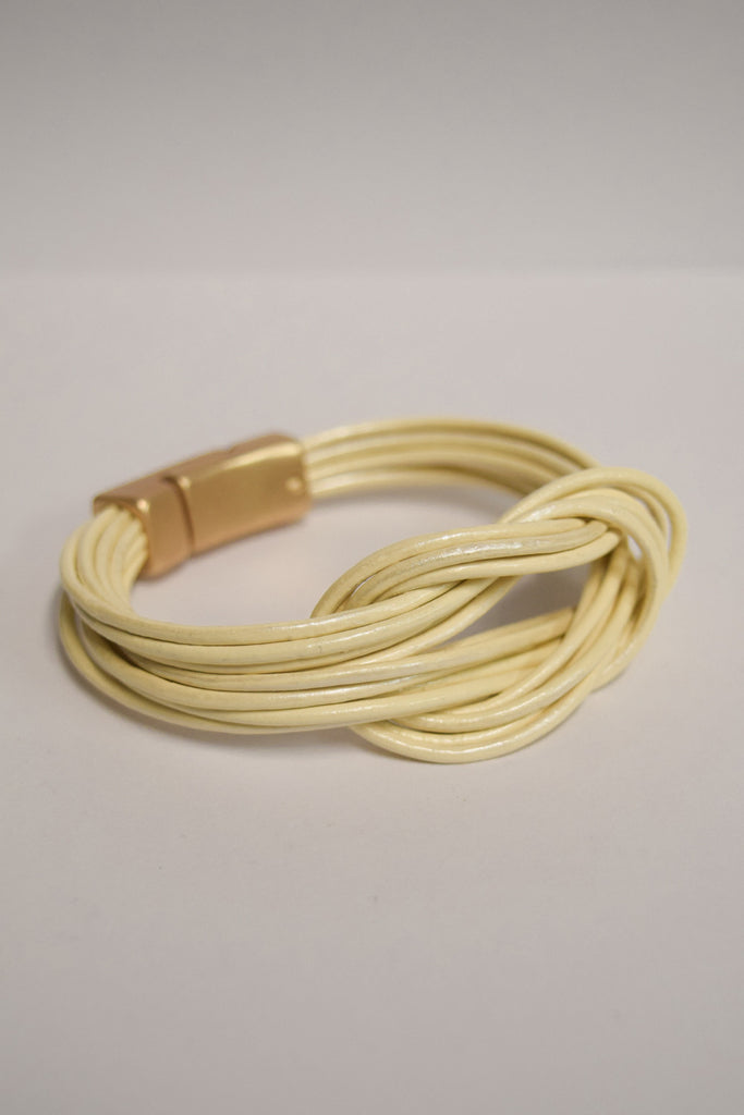 Womens Clothing simple knot bracelet