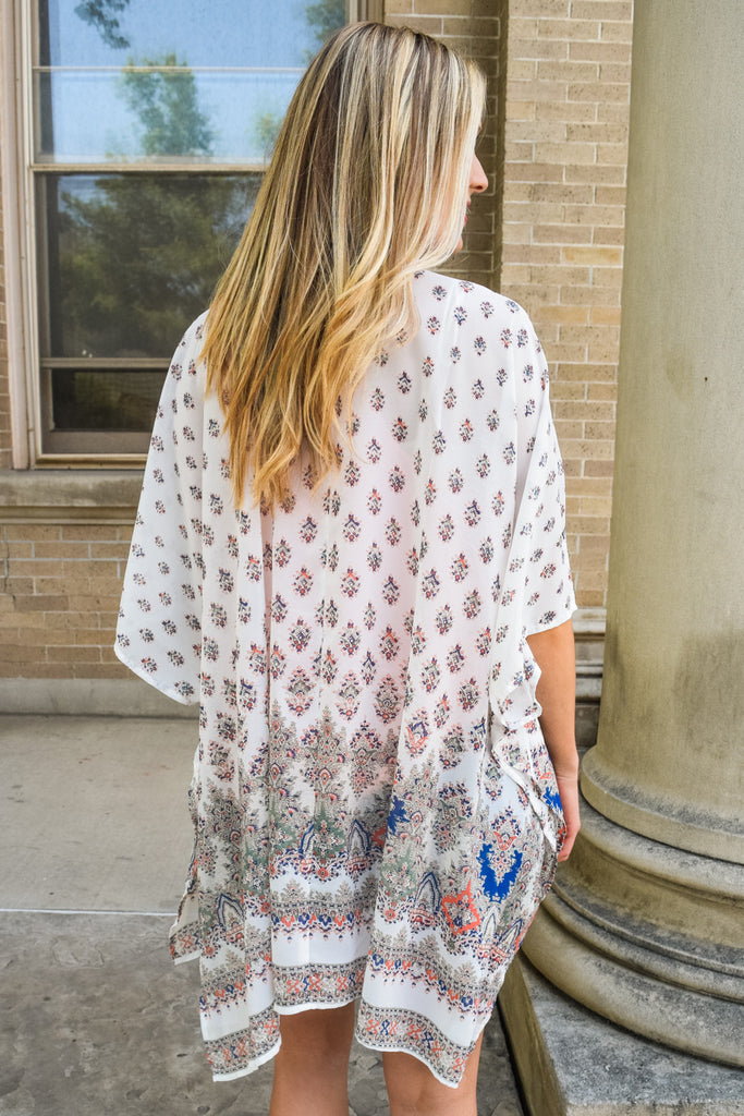 Affordable sway with me kimono