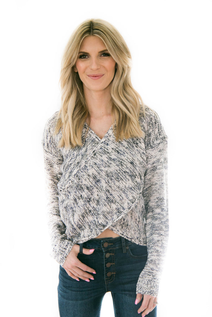 Vail Wrap Sweater