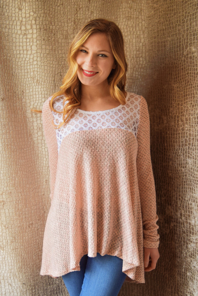 Womens Online baby doll sweater 8095