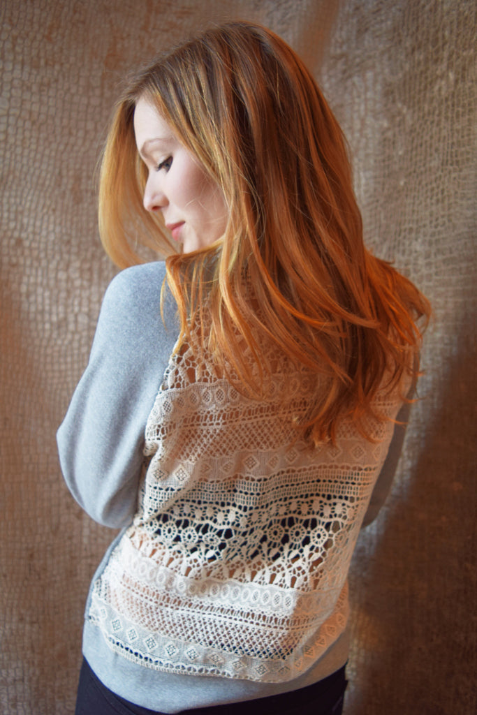 HAVE MY BACK CROCHET SWEATER