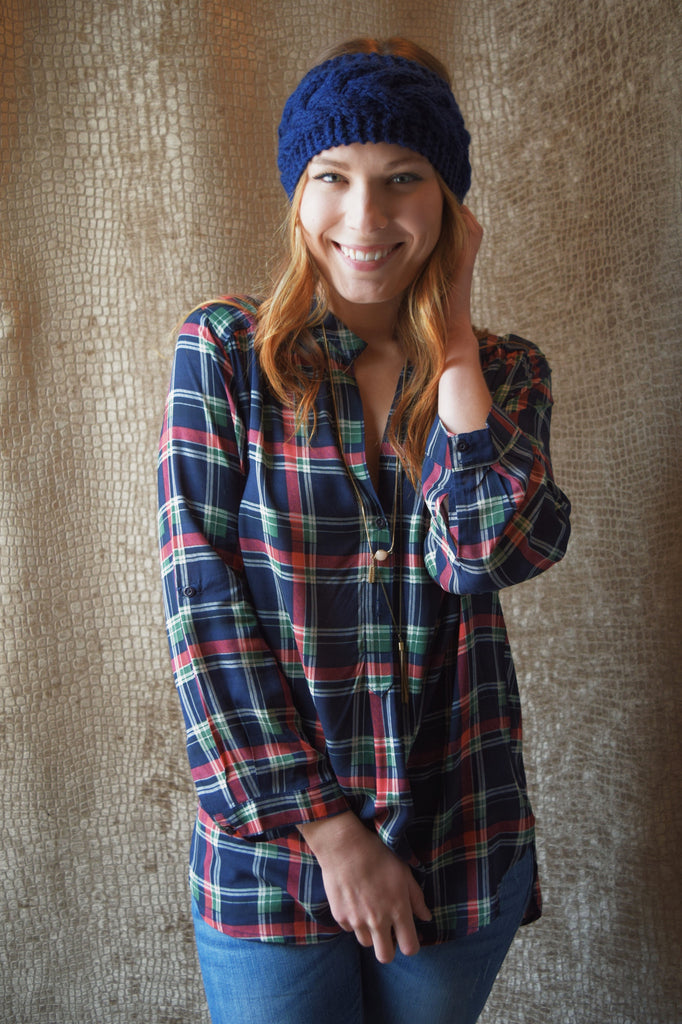 Chic SOFT AND SPLENDID FLANNEL
