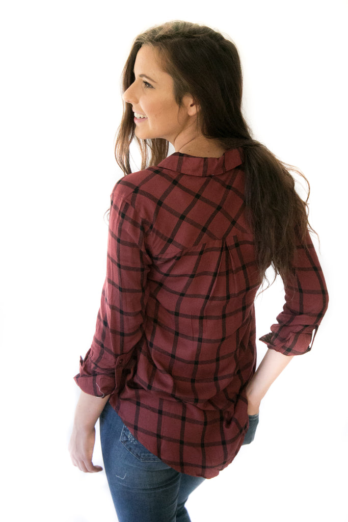 The Classic Red Flannel
