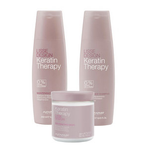 Alfaparf Lisse Design Keratin Therapy Value Pack