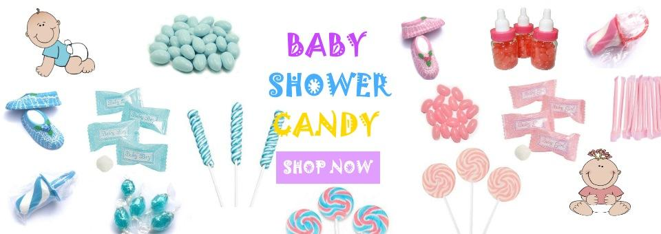 Baby Shower Candy Collection