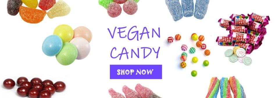 Vegan lollies NZ - Shop Now