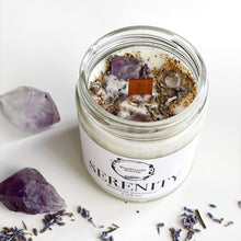 Load image into Gallery viewer, Intention Candle - Serenity 280g