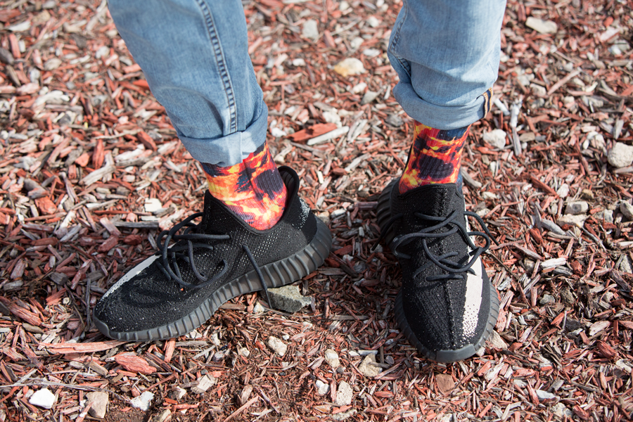 Solar Flares and Yeezy