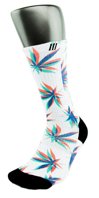 3D Buds CES Custom Socks - CustomizeEliteSocks.com - 3