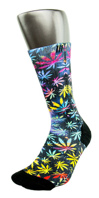 420 Fest CES Custom Socks - CustomizeEliteSocks.com - 3