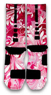 Retro 11 Low Custom Elite Socks - CustomizeEliteSocks.com - 3